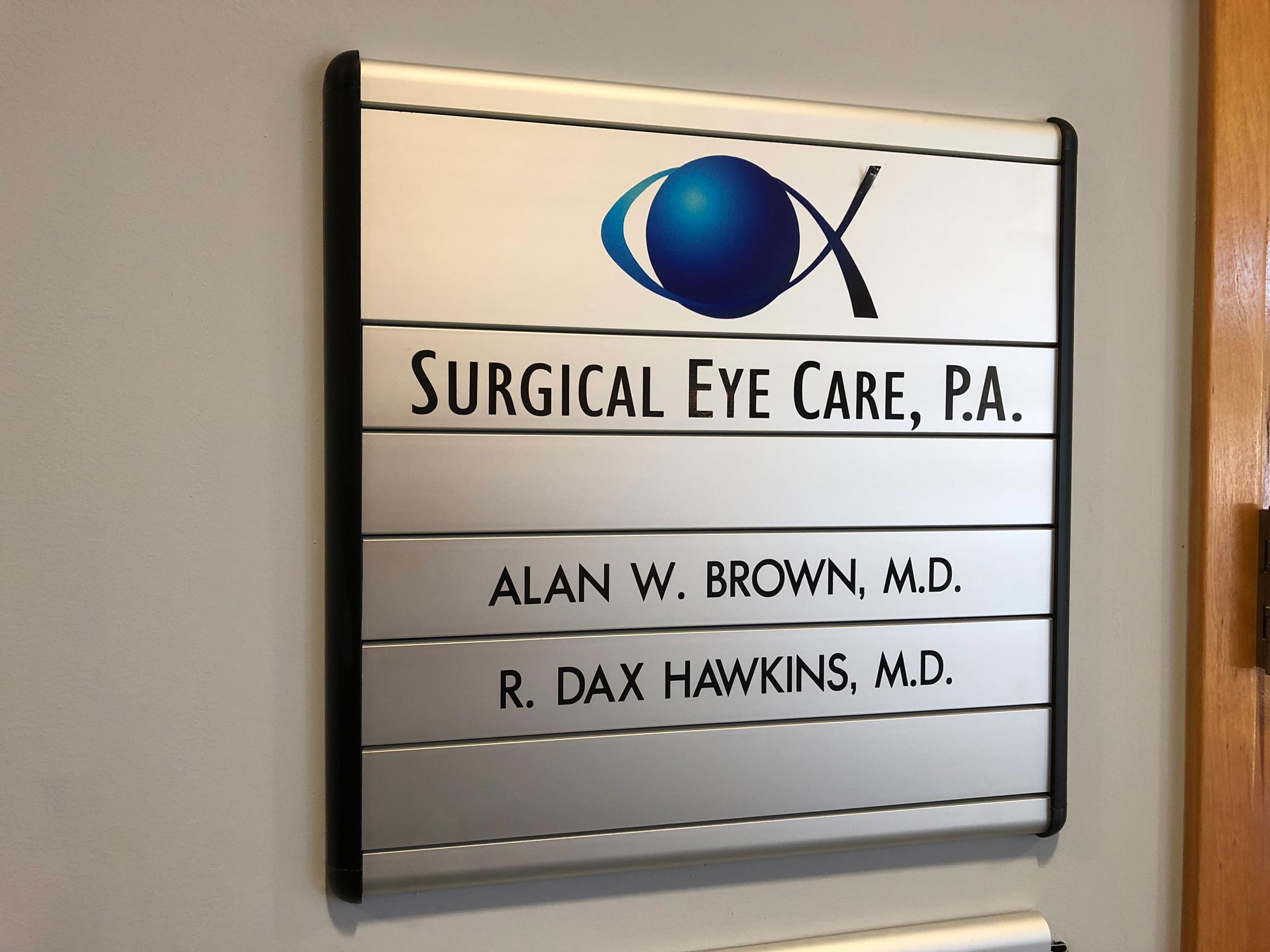 Wilmington, NC and Supply, NC Surgical Eye Care locations